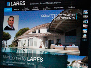 Lares Project Managers Website