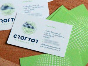Crofton Resources Corporate Identity