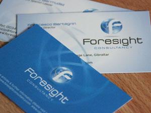 Foresight Consultancy Branding