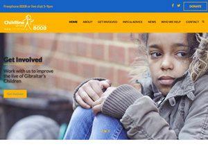 Childline Website